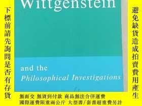 二手書博民逛書店Routledge罕見Philosophy Guidebook to Wittgenstein and the P