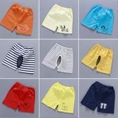 男童夏季純棉薄款開襠褲短褲0女寶寶1夏裝嬰兒童2開檔褲子女童3歲