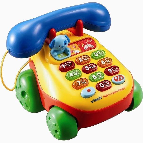 Vtech 寶寶學習電話機