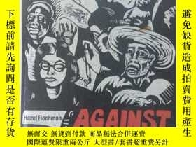 二手書博民逛書店Against罕見Borders: Promoting Book