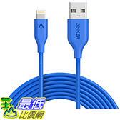 [106美國直購] Anker PowerLine Lightning 10ft Apple MFi Certified Lightning Cable/Charger Cord 充電線 傳輸線