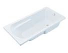 【麗室衛浴】美國第一品牌KOHLER Duo K-18776K-0 壓克力崁入式浴缸152*76.2*43CM