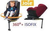 『121婦嬰用品館』Joie Spin360 isofix 0-4歲 全方位汽座