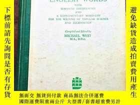 二手書博民逛書店Dictionary罕見A GENERAL SERVICE LI