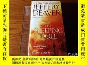 二手書博民逛書店The罕見Sleeping Doll 睡偶 (Kathryn D