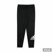 Adidas 男 MH BOS PNT FT 愛迪達 休閒長褲(抽繩)- DQ1445