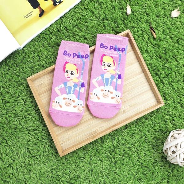 【正韓直送】韓國襪子 迪士尼玩具總動員短襪 女襪 直板襪 巴斯光年 胡迪 韓妞必備 哈囉喬伊 D36