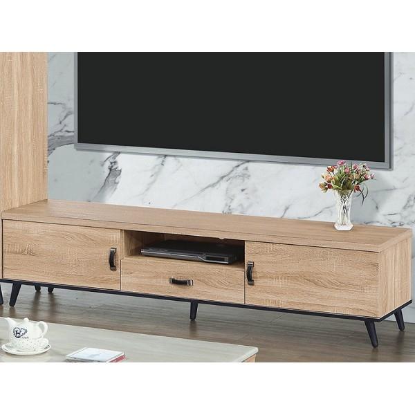 電視櫃 BT-123-2 6尺電視櫃【大眾家居舘】