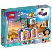 樂高積木 LEGO《 LT41161 》迪士尼公主系列 - Aladdin and Jasmine's Palace Adventures╭★ JOYBUS玩具百貨