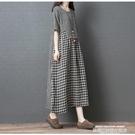 2020夏季新款韓版寬鬆大碼女裝時尚不規...
