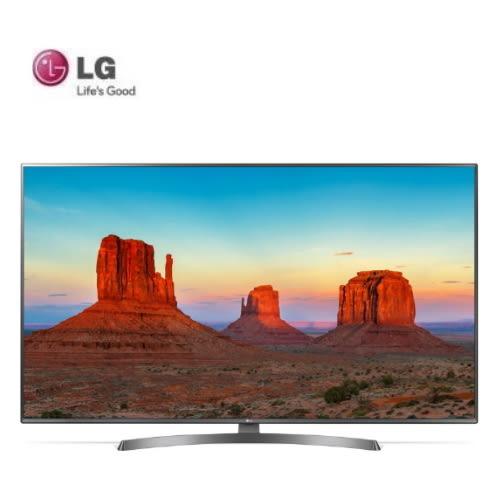 【LG 樂金】65型 IPS廣角4K FHD智慧行動連結電視《65UK6540PWD》原廠全新公司貨