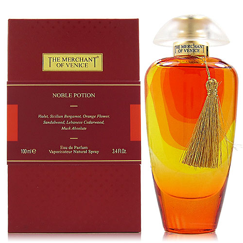 The Merchant Of Venice 威尼斯商人 Noble Potion 品格解藥淡香精 EDP 100ml [QEM-girl]