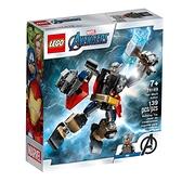 76169【LEGO 樂高積木】Marvel 漫威英雄系列 - 索爾機甲