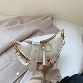 包包 ins包包女2020新款時尚小包包休閒女包斜挎上新質感單肩鏈條包包