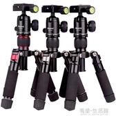 喜樂途FM5S-MINI迷你三腳架便攜微單 單眼相機三角架手機直播支架AQ 有緣生活館