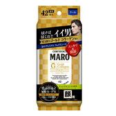 MARO金牌膠原蛋白濕紙巾-清爽薄荷(臉部)【康是美】