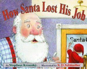 【麥克書店】HOW SANTA LOST HIS JOB /英文繪本《聖誕節》
