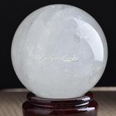 白水晶球擺件招財鎮宅轉運助事業旺風水大號水晶原石  街頭布衣