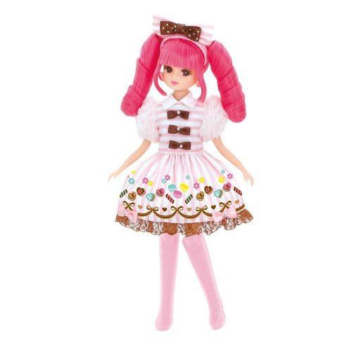 莉卡娃娃 LD-14 粉紅點心_ LA46927