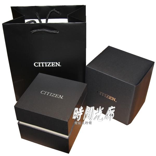 42mm【分期0利率】星辰錶 CITIZEN 石英錶 黑金 三眼計時 全新原廠公司貨 AN8196-55E