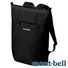 【mont-bell】BERNINA PACK 10 休閒背包 10L『黑』1123903 登山.戶外.露營.背包.登山包.通勤包