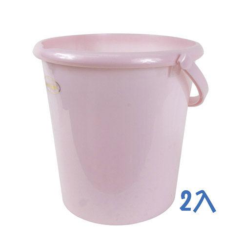 《KEYWAY》威尼斯水桶(16L)2入組 (顏色隨機出貨)