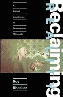 二手書 《Reclaiming Reality: A Critical Introduction to Contemporary Philosophy》 R2Y ISBN:086091951X