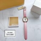 『Marc Jacobs旗艦店』Michael Kors正品實拍美國代購MK2659MK兩針半真皮錶帶時尚腕錶