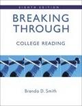 二手書博民逛書店《Breaking Through: College Readi