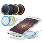 【超人生活百貨O】Qi 智慧型手機專用 迷你無線充電板