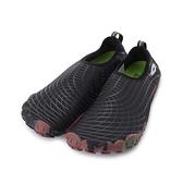 LOTTO 多功能護趾溯溪鞋 黑 LT9AMS0900 男鞋