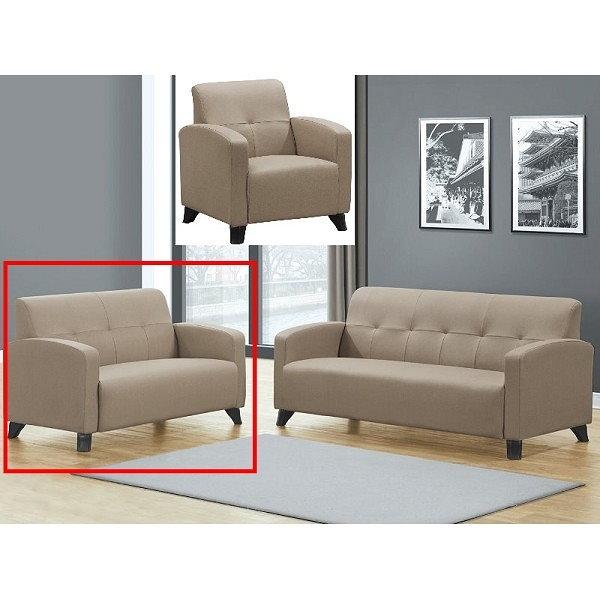 沙發 PK-276-7 101花紋布二人椅沙發【大眾家居舘】