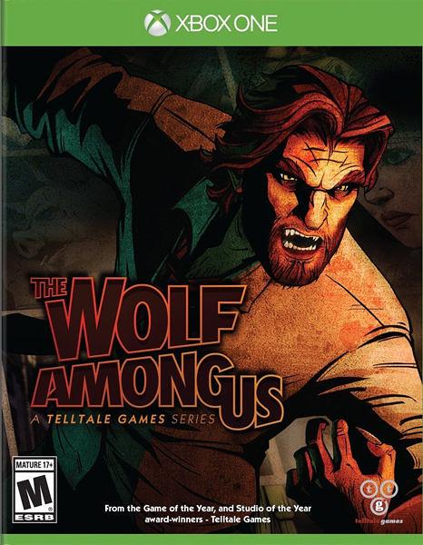 X1 The Wolf Among Us 與狼同行(美版代購)