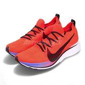 Nike 慢跑鞋 Vaporfly 4% Flyknit 飛線編織鞋面 頂級跑鞋 男鞋 運動鞋【PUMP306】 AJ3857-601