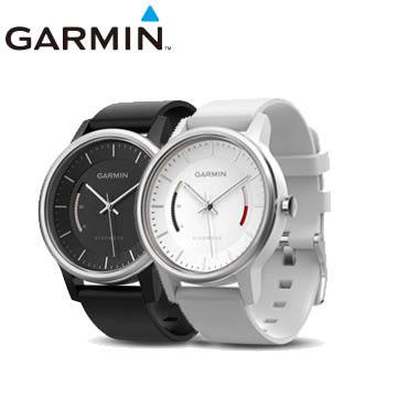 (TPU錶帶)Garmin vivomove 智慧指針式腕錶 (SPORT都會輕運動)
