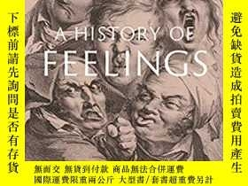 二手書博民逛書店A罕見History Of FeelingsY364153 Rob Boddice Reaktion Book