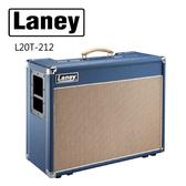 LANEY L20T-212 真空管吉他音箱 (具ECC83及EL84電子管)