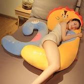 可愛毛絨玩具公仔床上陪睡覺夾腿長條抱枕大玩偶布娃娃男女生