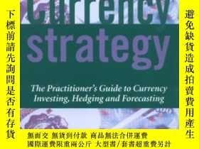 二手書博民逛書店Currency罕見StrategyY256260 Callum Henderson John Wiley &