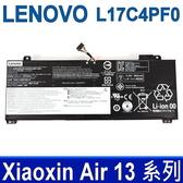 LENOVO L17C4PF0 4芯 原廠電池 4ICP441110 L17M4PF0 Xiaoxin Air 13 系列