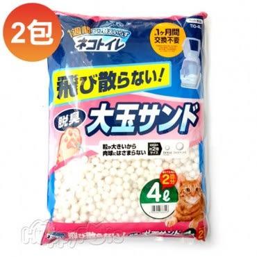 【IRIS】日本 大玉脫臭貓砂(TIO-4L) - 4L X 5包