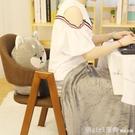 抱枕被子兩用多功能腰枕靠枕辦公室護腰靠背墊三合一毯子午睡神器 618購物節 YTL