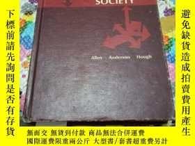 二手書博民逛書店Allen罕見Anderson Hough SPEECH IN AMERICAN SOCIETY (精裝)Y5