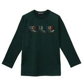 『小鱷魚童裝』彩色繡字T恤(08號~18號)558419