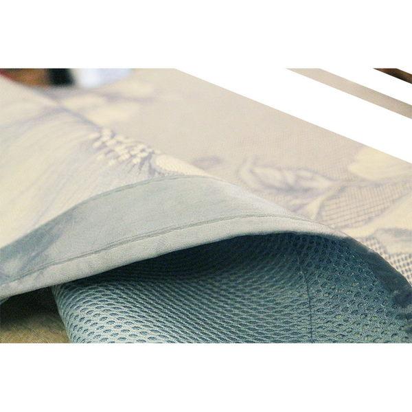★全新NG福利品★【佳工坊】頂級冰絲涼蓆三件床墊組(雙人150x195cm)