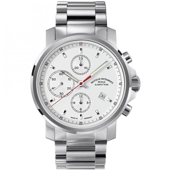 ★德國高級腕錶品牌★格拉蘇蒂-莫勒Muehle-Glashuette Classical-M1-25-41-MB-錶現精品-原廠正貨