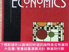 二手書博民逛書店Principles罕見of Economics·經濟學原理(英文原版,硬精裝,九品)Y435060 Robe
