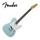 【敦煌樂器】Fender MIJ Trad. 60s Tele Custom RW SNB 電吉他 音速藍