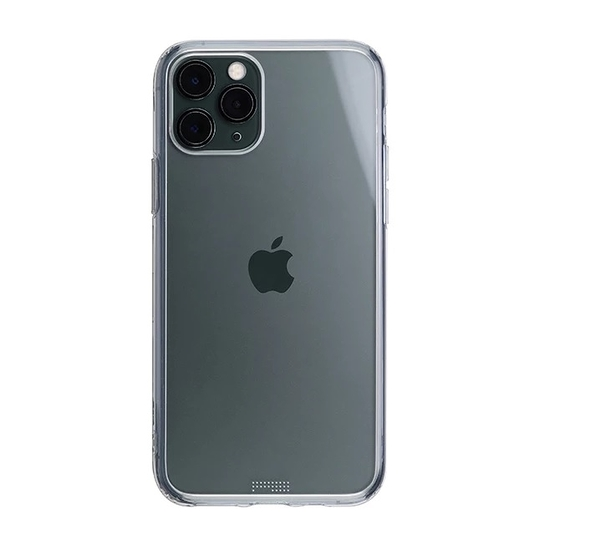 Power Support iPhone  11 Pro Max Air Jacket Hybrid 雙料保護殼-透明