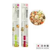 日本製造 多用途耐熱料理筷(桃紅/綠 顏色隨機) EP-157034